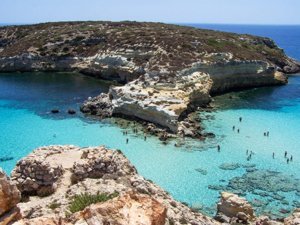 Spiaggia dei conigli Sicilia