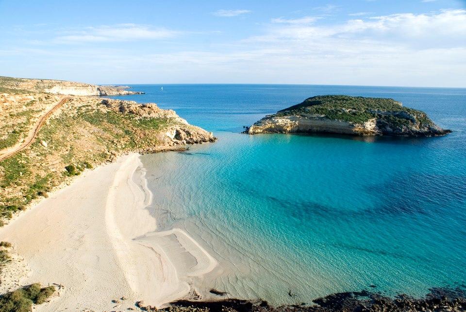 Quali Sono Le Spiagge Piu Belle Di Lampedusa Costa House